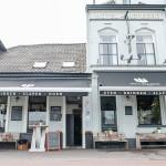 Het Wapen van Tilburg - Voorgevel