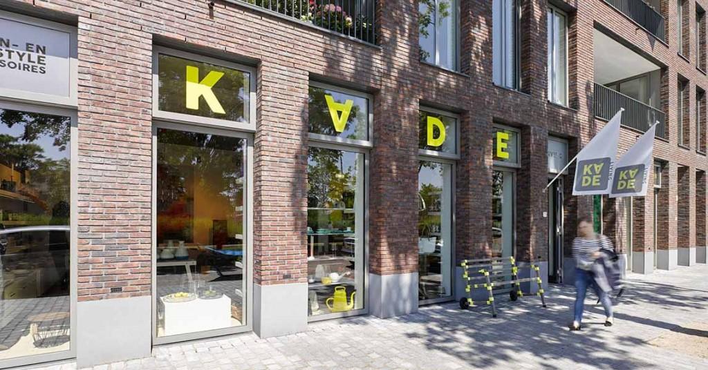 KADE living - piushaven tilburg - foto buitenkant - 013 Straatjes