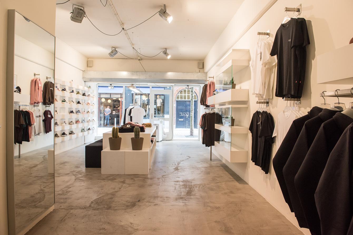 Re-issue - winkelen Dwaalgebied Tilburg - 013 Straatjes - foto door William van der Voort