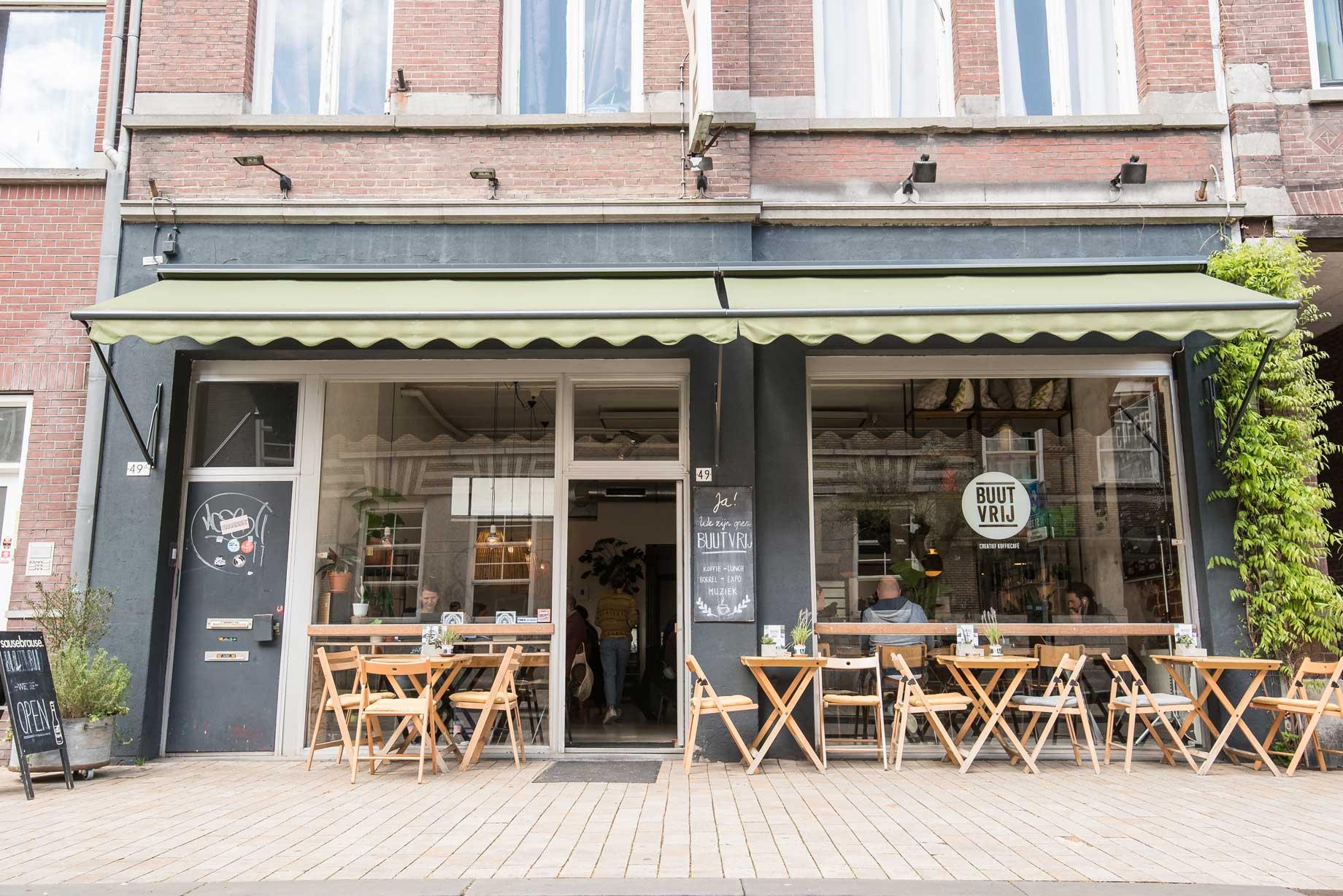 013 Straatjes - Buutvrij - Foto door William van der Voort