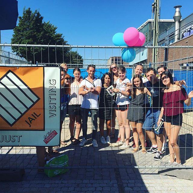 Citygame Experience Tilburg monopoly gevangenis