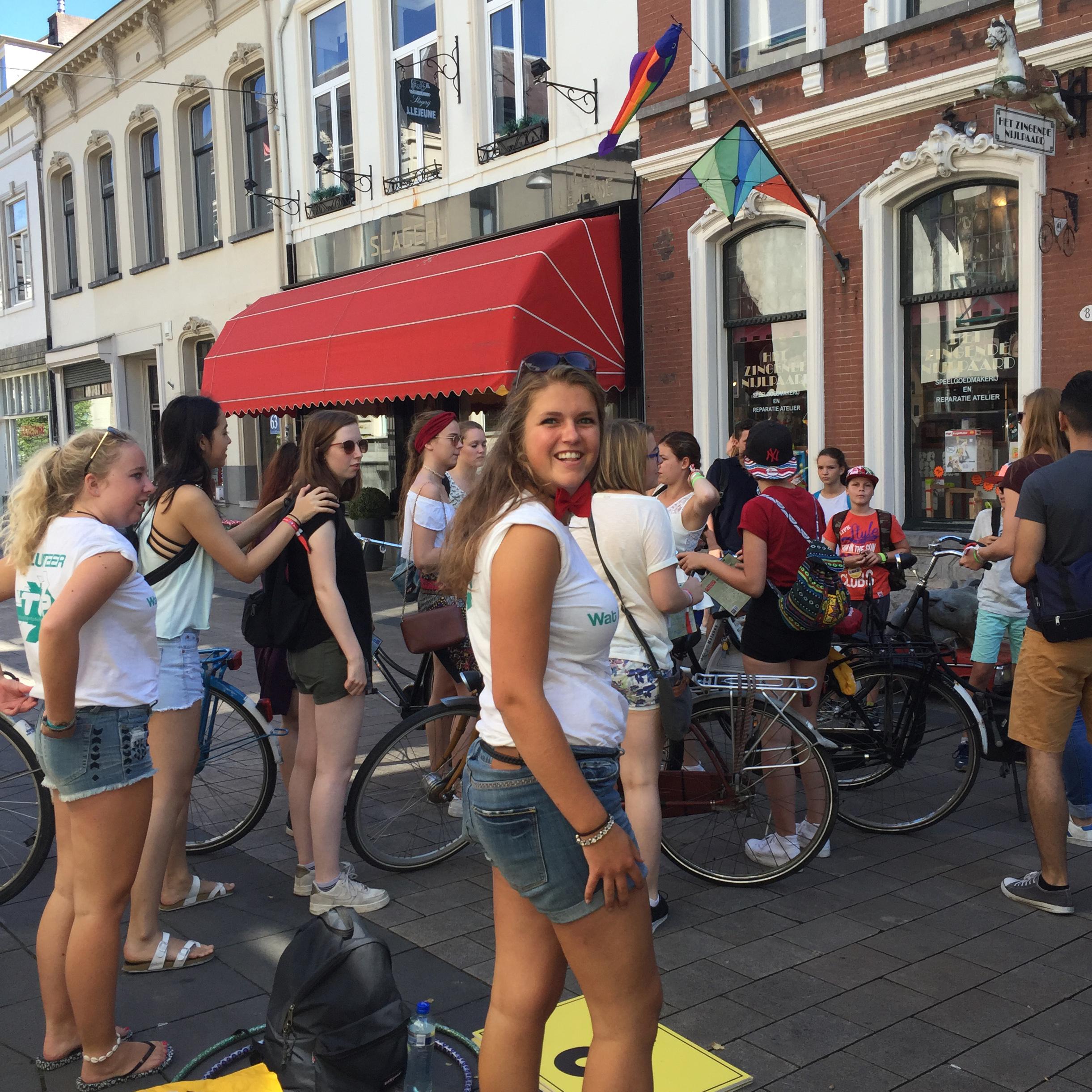 Bordspel Experience Tilburg