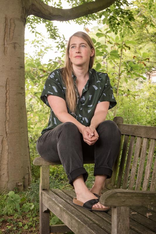 013straatjes interview met Sanne Jansen - Foto door William van der Voort