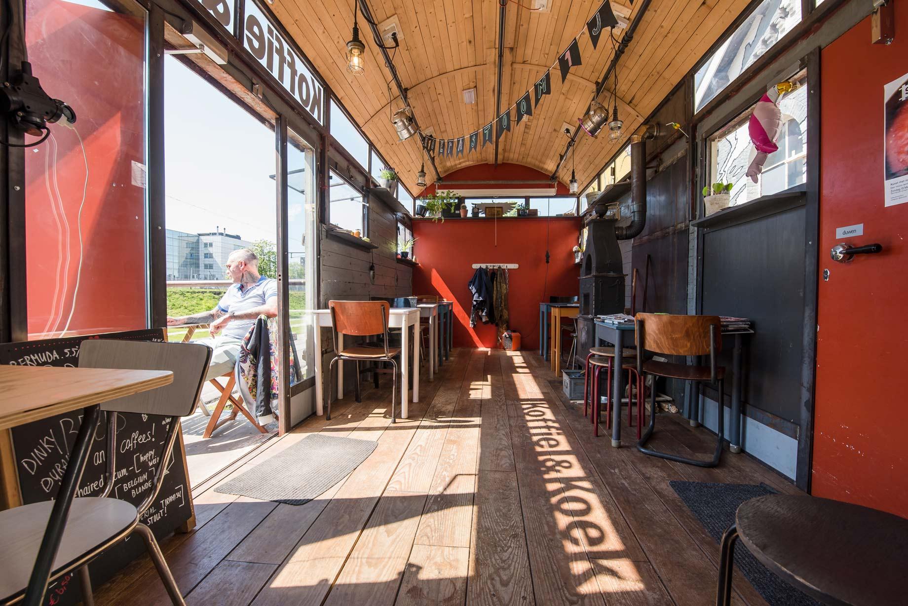 013 Straatjes - Stoom 013 - Spoorzone Tilburg - Foto door William van der Voort